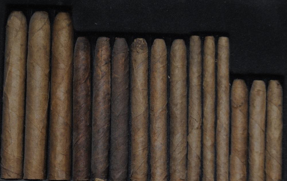 sigarenspecialist Joop van Ravenstein in den bosch
