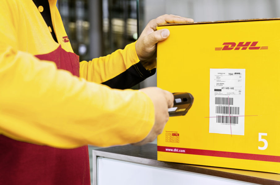 DHL pick up point den bosch - speciaalzaak van ravenstein